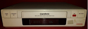 Video Cassete Recorder Gradiente Sr-960 - Com Defeito