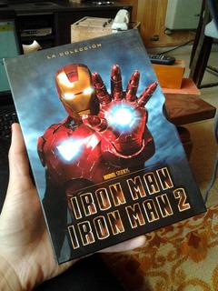 Iron Man - Coleccion - Iron Man 1 Y 2