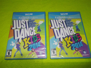 ***wii-u Just Dance Kids 2014***