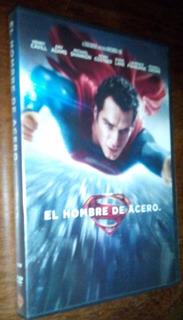 Dvd El Hombre De Acero - Superman - Original