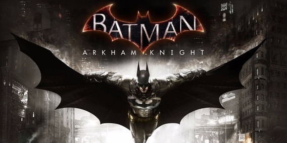 Batman Arkham Knight Steam Pc Cd-key