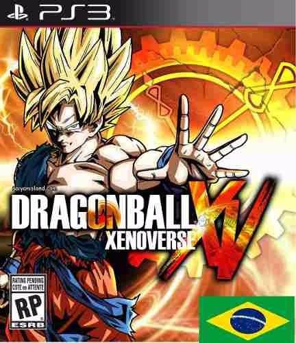 Dragon Ball Xenoverse + Season Pass Ps3 Via Psn