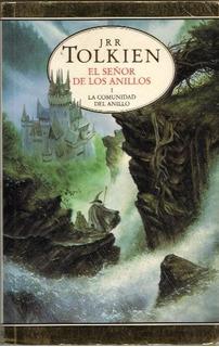 El Señor De Los Anillos 1 2 Y 3 - Tolkien - Minotauro C/u