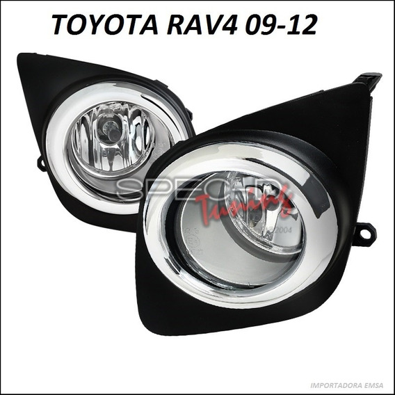 Halogenos Toyota Rav4 09 - 12 , Oferta