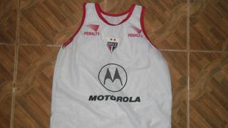 Camisa Do São Paulo Motorola Regata 2000
