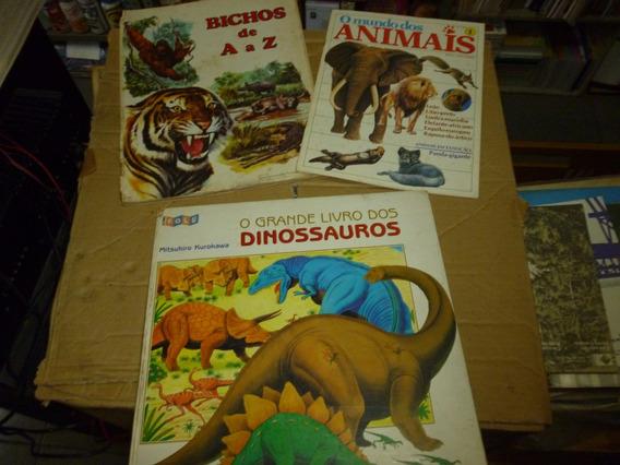 Publicações Antigas Sobre Animais