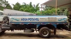 Tanque De 8m³ Para Transporte De Água Potável