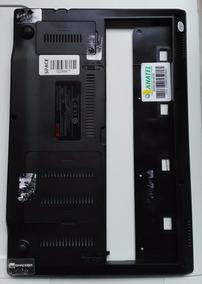 Carcaça Inferior Netbook Rca Rc-1010net-mr