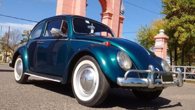 Volkswagen Escarabajo Modelo 58
