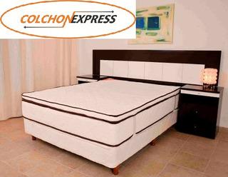 Pillow Top Desmontable De Espuma Viscoelastica 80x190x5