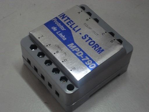 Módulo De Proteção Elétrica Para Interfaces Rs 485 E Rs 422
