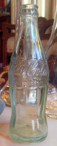 Coca Cola 1957 Labrada Color Verde Agua De Coleccion