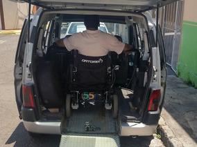 Carro Para Cadeirante Com Rampa Adaptada