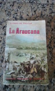 La Araucana De Alonso De Ercilla