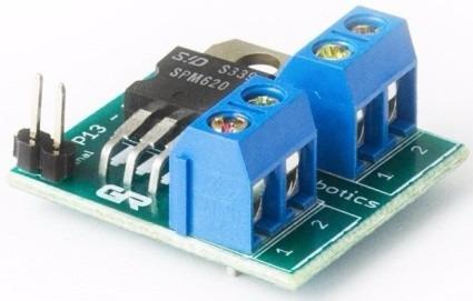 Módulo Power Pwm Controle Velocidade Tensão Contínua Arduino