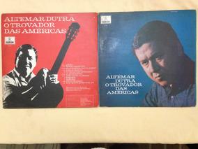 Lp - Altemar Dutra O Trovador Das Americas