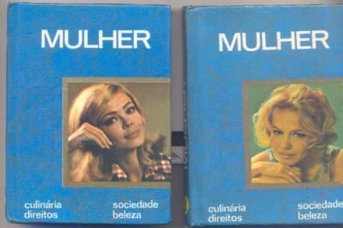 Mulher 2 Volumes Culinária Direitos Sociedade Beleza