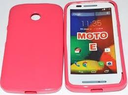 3a9deb94355 Funda Tpu Siliconada Para Celular Motorola Moto E - $ 59,00 en Mercado Libre