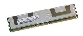Ddr 2 Ecc Fully Buffered Dimm 512mb Pc2 5300f Samsung
