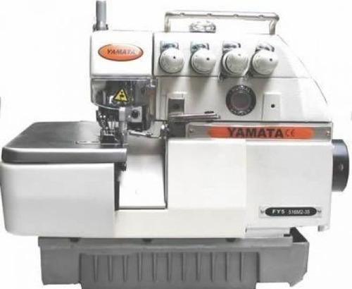 Maquina De Costura Interlock Industrial Yamata