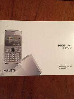 Nokia E72 Manual Del Usuario