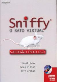 Livro Sniffy O Rato Virtual Versão Pro 2.0 Tom Alloway