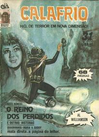 Revista Calafrio #31