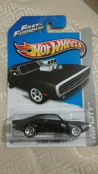 70 Dodge Charger R/t Hotwheels