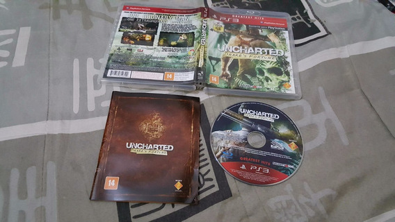 Uncharted Para O Playstation 3 Funcionando 100%.