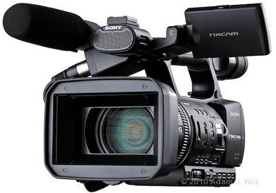 Camarógrafo Sony Nx5 -canon 5d Mark Il- Drone -fotógrafo