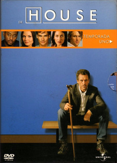 House Temporada 1 ( House, M. D. ) 6 Dvds Originales