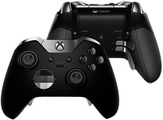Controle Xbox One Elite Original Controller Wireless + Nota