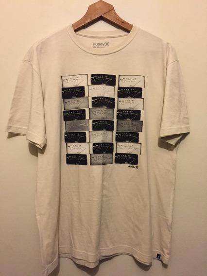 Camisa Manga Curta - Hurley ( Original!) - G