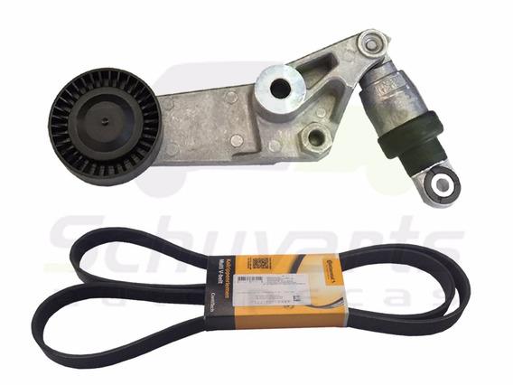 Kit Correia Poly-v + Tensor Alternador Corolla 2003 A 2007