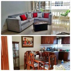 Apartamentos De 3 Habitaciones Y 2 Baños.
