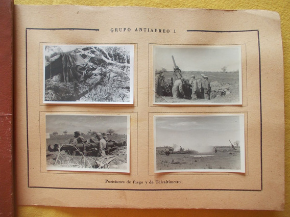 Lote 8 Fotos Grupo Antiaéreo 1 (r3)