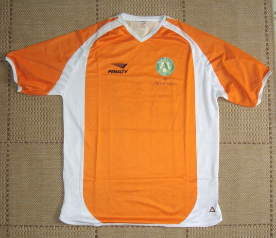 Camisa Original Alianza Panamá 2003 Away #30 40 Anos