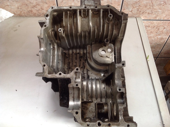 Carcaça Inferior Motor Da Cb 400 Em Ótimo Estado
