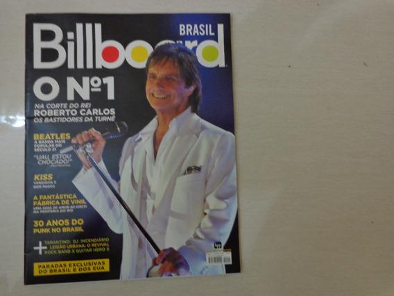 Revista Billboard Brasil Nº 01 Estado: Nova 84 Págs Ano 2009