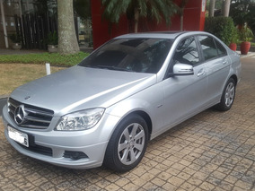 Mercedes C 180k 2010 Blue Efficiency