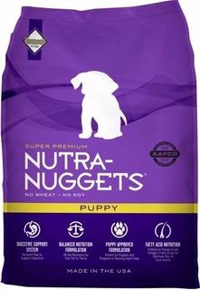 Nutranuggets Puppy Perros Cachorros 3 Kg