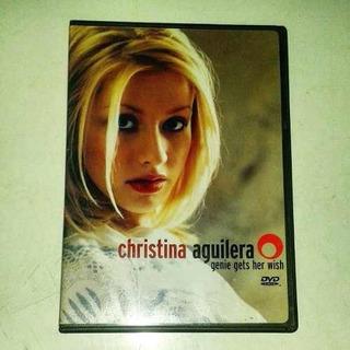 Christina Aguilera Genie Gets Her Wish Dvd Nuevo Original