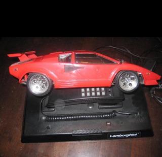 Telefone Carro Lamborghini Vermelho