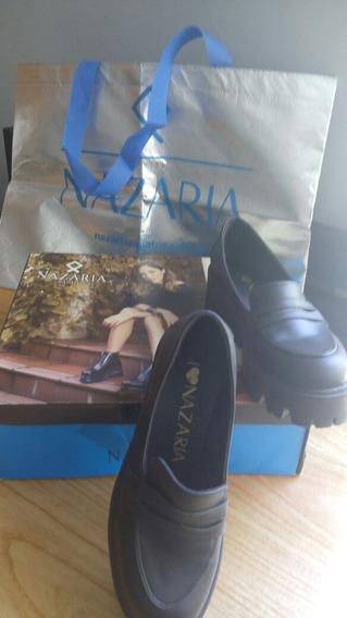 Hermoso Zapato Para Mujer!! Nazaria (un Solo Uso)t-35