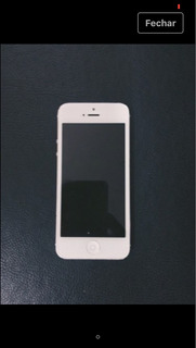 iPhone 5 32g Aceito Troca