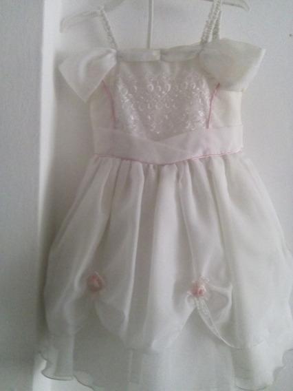 Vestido De Fiesta Para Bebe O Niña Talla 2