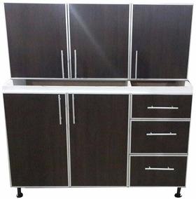 Perfiles Aluminio Para Muebles - Muebles de Cocina en Mercado Libre ...