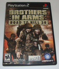 Brothers In Arms Road To Hill 30 Original Ps2 Cr $15