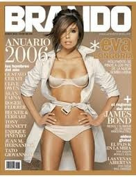Revista Brando. Anuario 2006 !!. Espectacular. Eva Longoria.