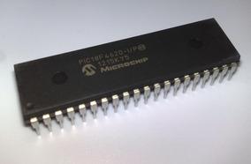 10 Microcontrolador Pic18f4620 * Pic 18f 4620 * 18f4620